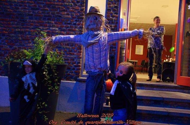 Halloween 2019@Neuville-Village